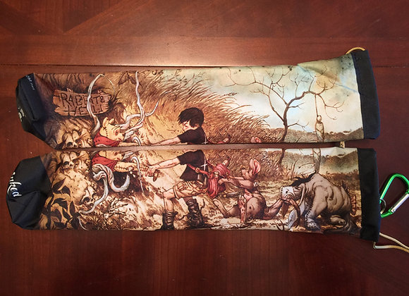 PMS 113 100 Acre Hell Playmat Sleeve