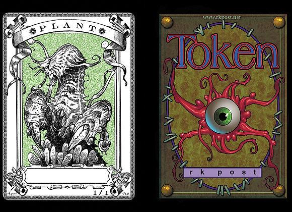 T302 Classic Plant 3 Token