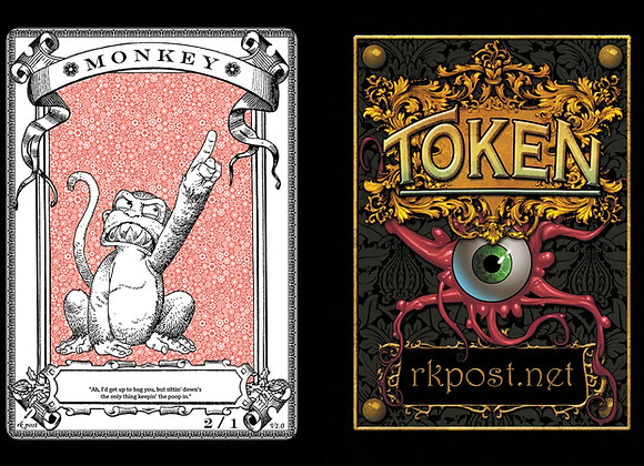 T714 Classic Monkey 4 Token