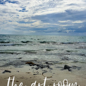 """Skies meet Seas"" | Kim E. | $45"