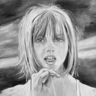"""Contemplation"" | Mandy H. | $205"