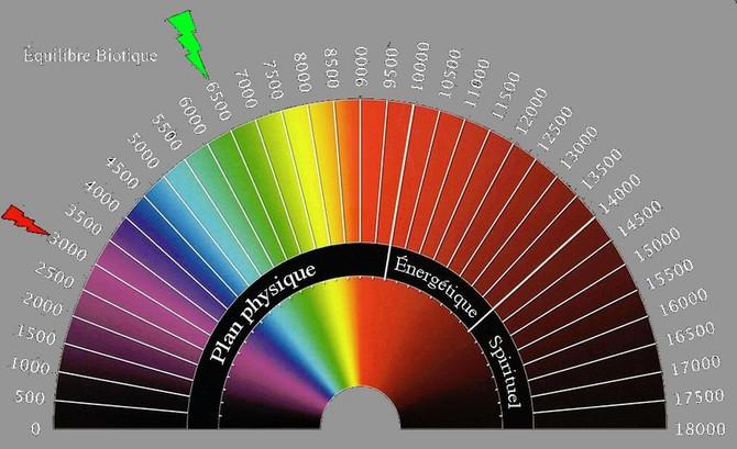 Energie vibratoire