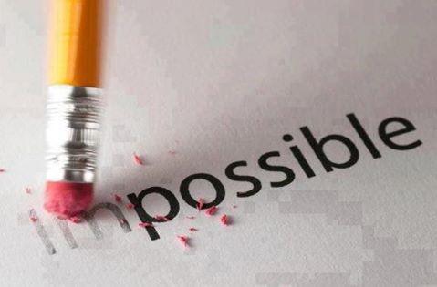 Tout devient possible avec le coeur.