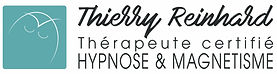 Logo thierry reinhard hypnotherapeute hy