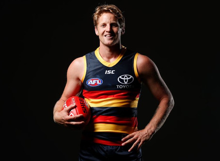 Crows Captain Rory Sloane reflects on finishing 18th for the first time in 2020