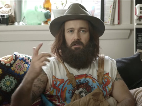 From Hospital Bed to Bondi Hipster Vital Internet Star:  Christiaan Van Vuuren's Inspiring Story