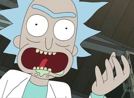 Rick and Morty's search for the meaning of life