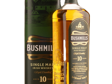 Bushmills (10 Year Old) Review