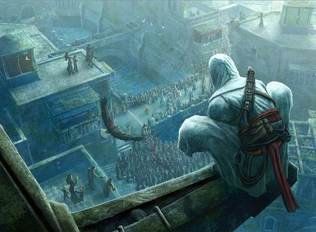 New 'Assassin's Creed' series coming to Netflix