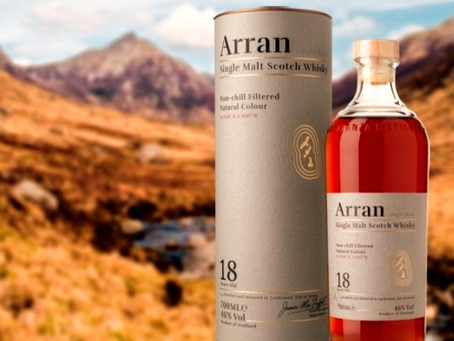 Arran (18 Year Old) Review