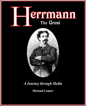 Magician Alexander Herrmann the Great by Michael Cantor
