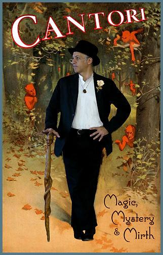 Magician Philadelphia PA