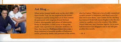Salamander Books - Baltimore Magazine