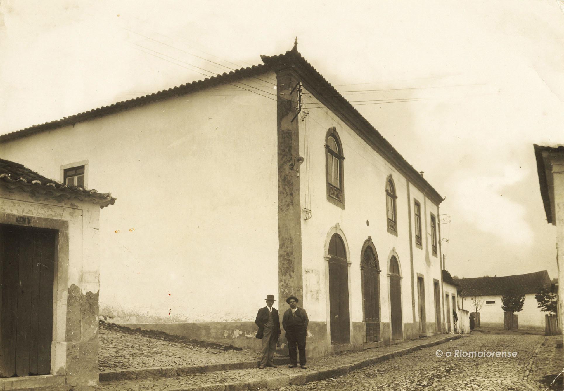 Lembrando o Teatro em Rio Maior