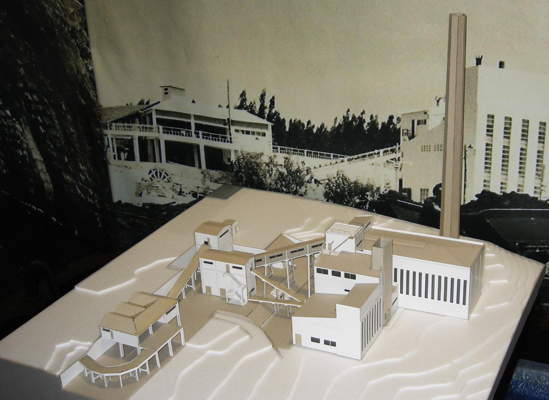 Conservação e Musealização