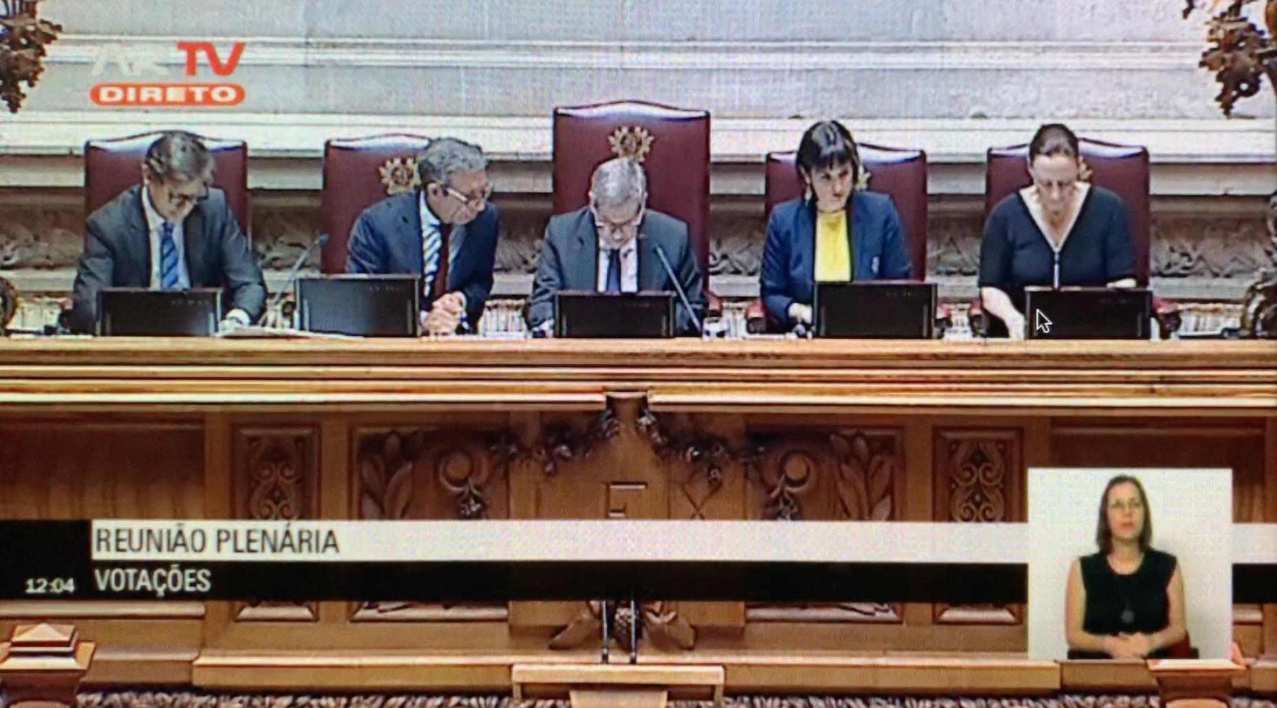 Resolução da Assembleia da República
