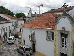 Casa Senhorial d'el Rei D. Miguel. © Nuno Rocha, 2008. Arquivo O Riomaiorense.