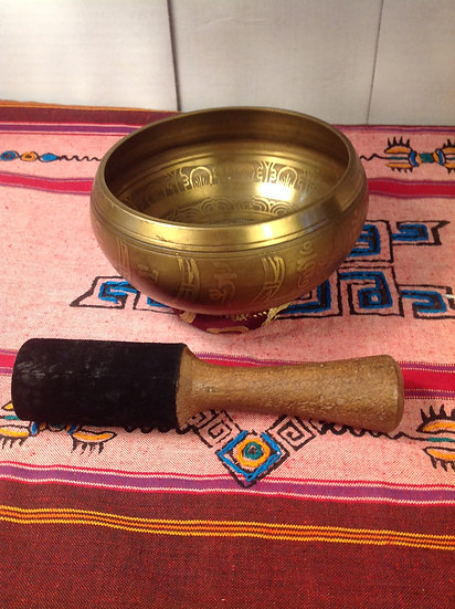 Medium Himalayan Singing Bowl