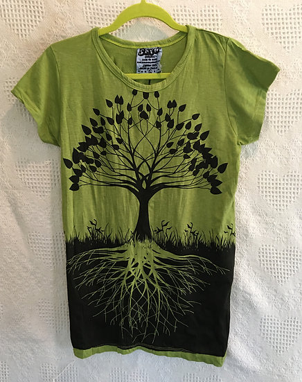 Green Tree of Life T-Shirt
