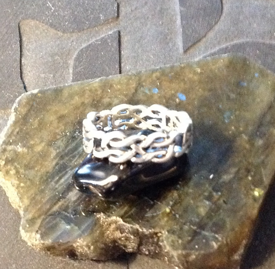 Sterling Silver (.925) Celtic Knot Ring