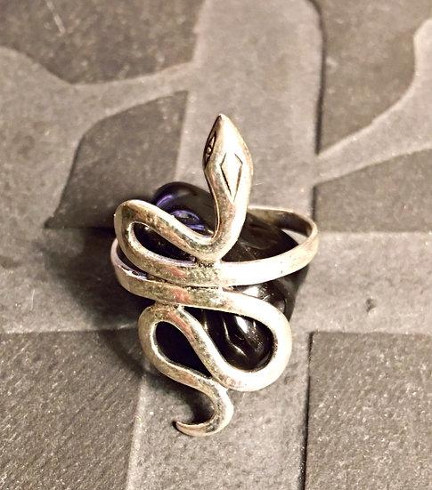 Sterling Silver (.925) Snake Ring