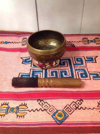 Small Himalayan Singing Bowl