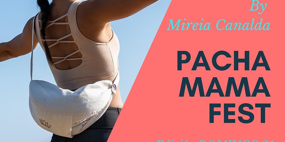 PACHAMAMA by Mireia Canalda