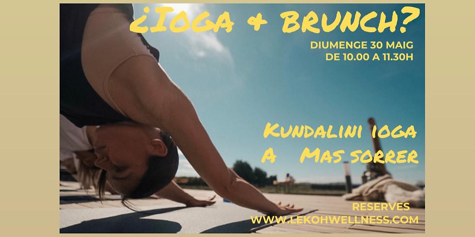 Ioga & Brunch - Mas Sorrer