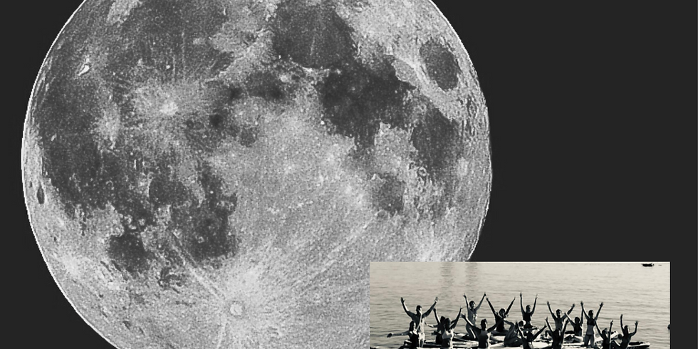Full Moon SupYoga (domingo)