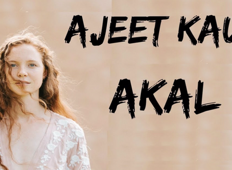 LETRA AKAAL