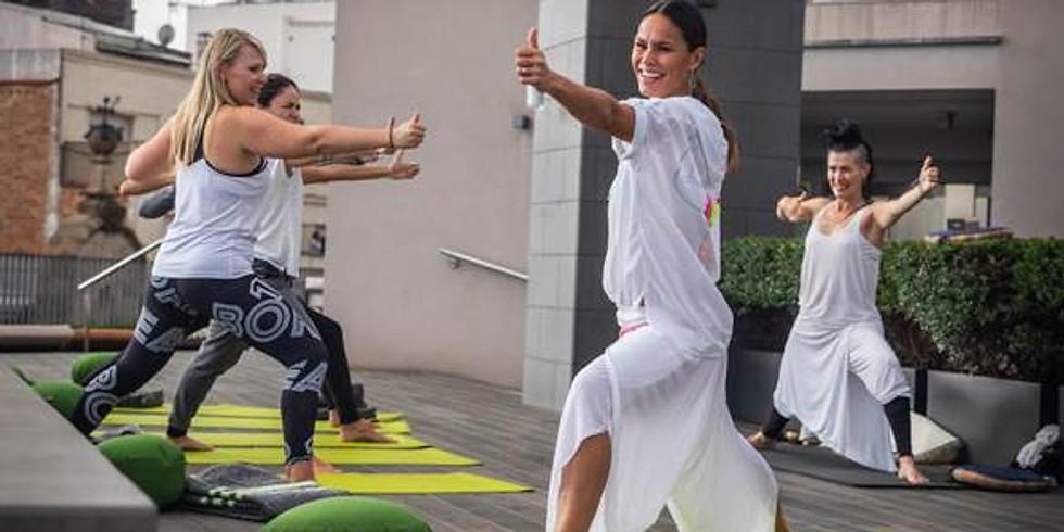 TALLER INICIANDO BUENOS HABITOS: yoga, meditación, alimentación y aromaterapia