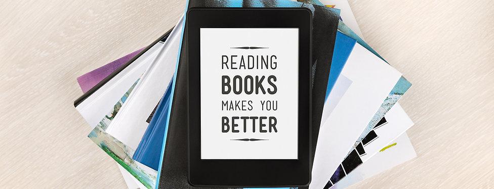 책을 읽는 것은 더 나은 만든다