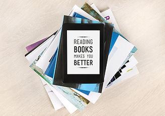Ler livros te faz melhor