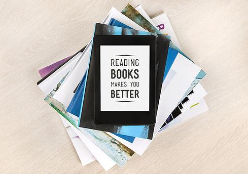 Lettura di libri ti fa meglio