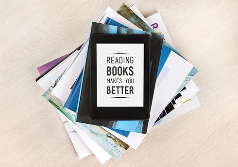 Bücher lesen Makes You Better