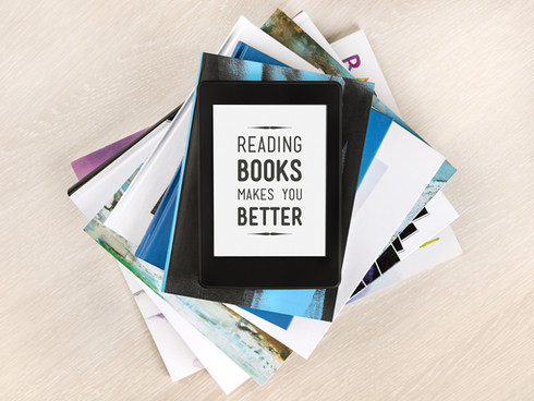 Why I'm so in love with my Kindle