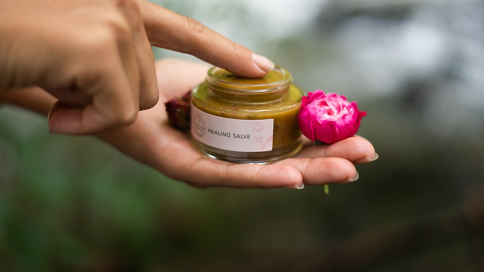 Lokelani Essentials - Healing Salve