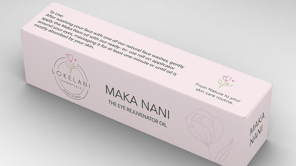 Maka Nani - The eye Rejuvenator oil