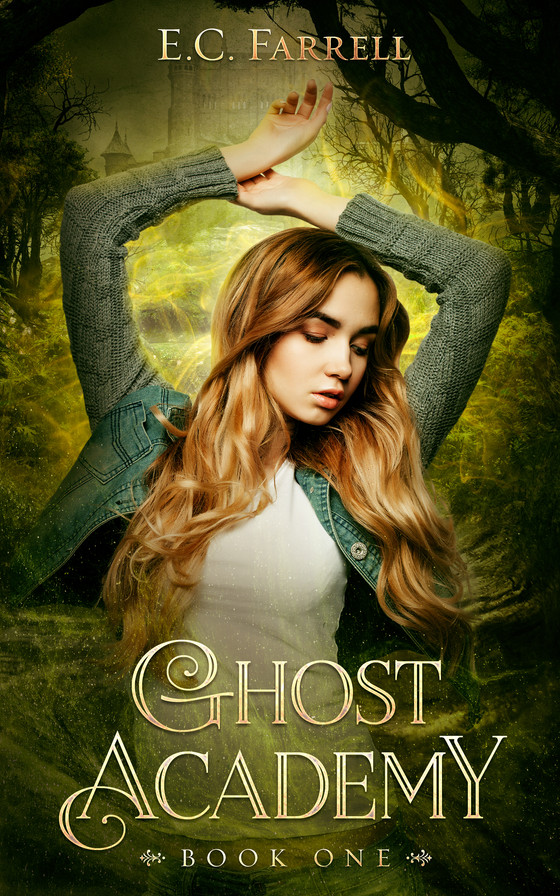 Ghost Academy: Book One is LIVE!