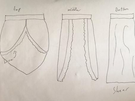 Designing a Dress