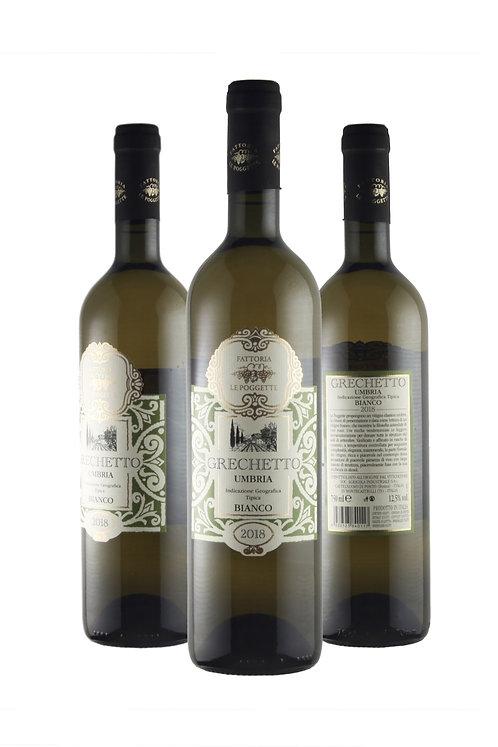 """Vino Bianco """"GRECHETTO"""""""