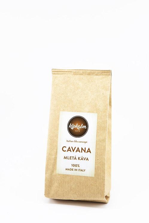 CAVANA Mletá Káva 125g
