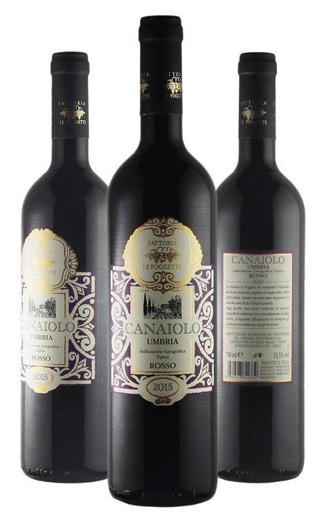"""Vino Rosso """"CANAIOLO"""""""