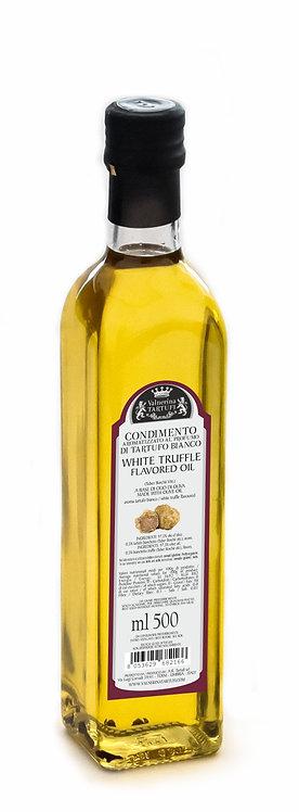 Olej ochucený bílým lanýžem / OLIO AROMATIZZATO AL TARTUFO BIANCO
