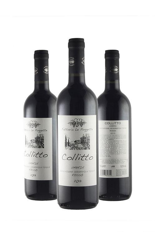 """Vino Rosso """"COLLITO"""""""