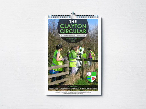 Clayton-le-Woods Parish Council, Newsletter Campaign
