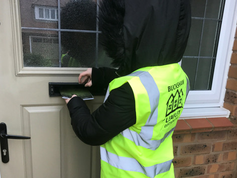 Local & trusted delivery team who have years of experience delivering all sorts of literature