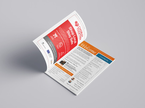 Each issue is jam packed with local news & community info - never just adverts!