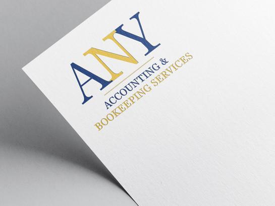 ANY AccountingLogo Design & Branding