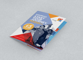 Wigan Youth Zone, Company Advertising Project